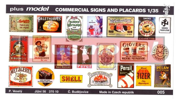 Propagační tabule a plakáty