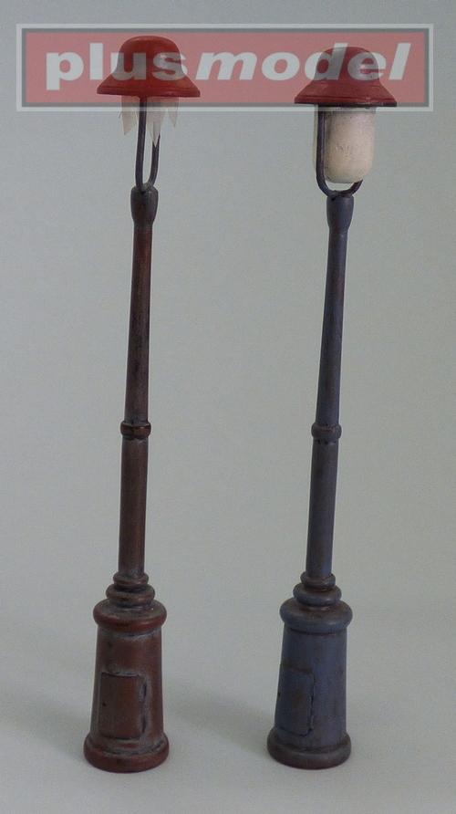 Pouliční lampy II.