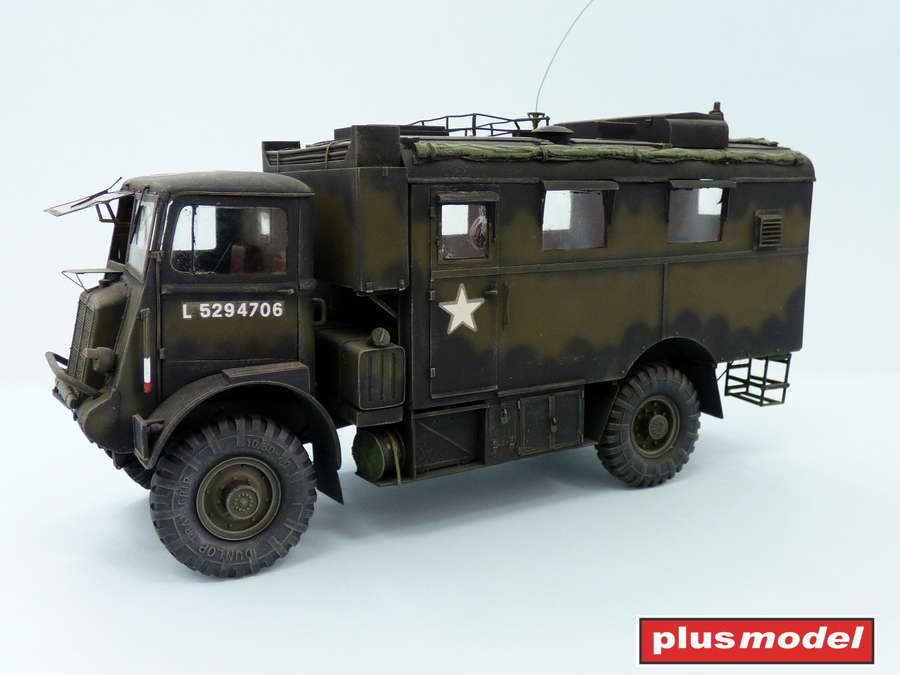 Bedford QLR - body No.3