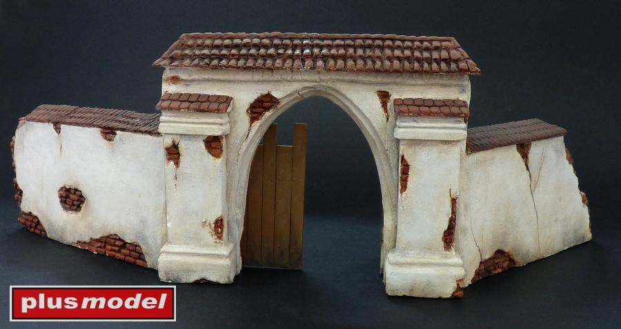 Vesnická brána