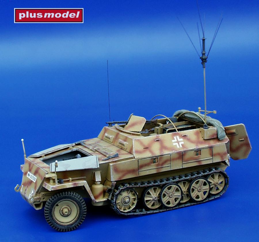 Sd. Kfz 250/3 NEU