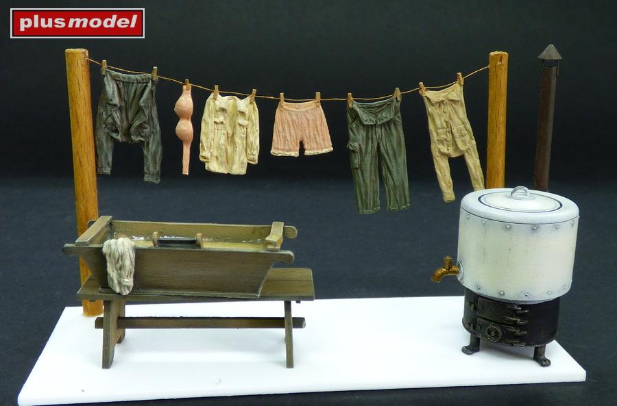 Polní prádelna