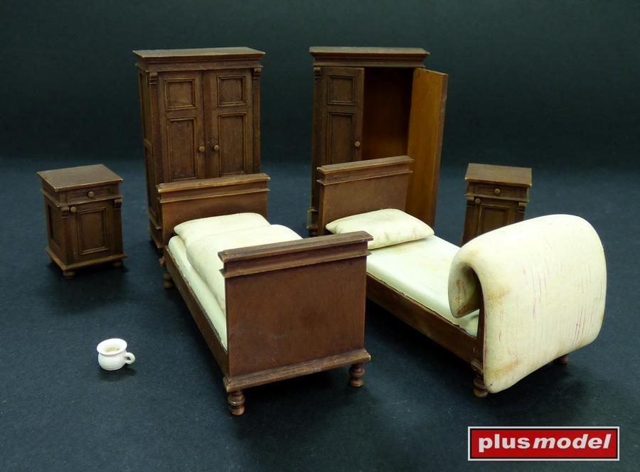 Nábytek - ložnice