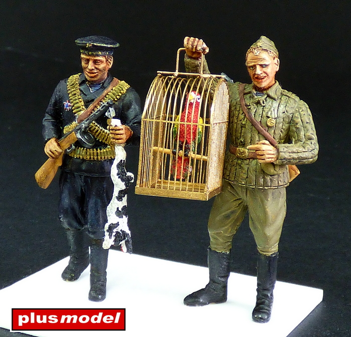 Ruští námořníci, Černomořská flotila 2.sv.v.