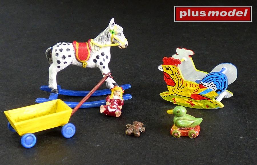 Hračky II