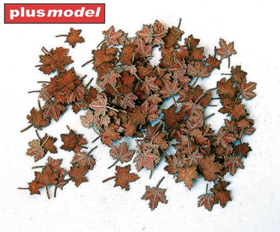 Listí - javor