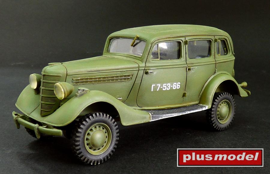 GAZ 61-73 4x4