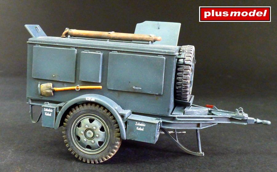 Německý těžký generátor A