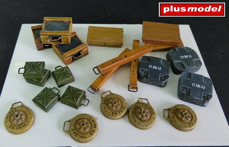 Německé protitankové miny I