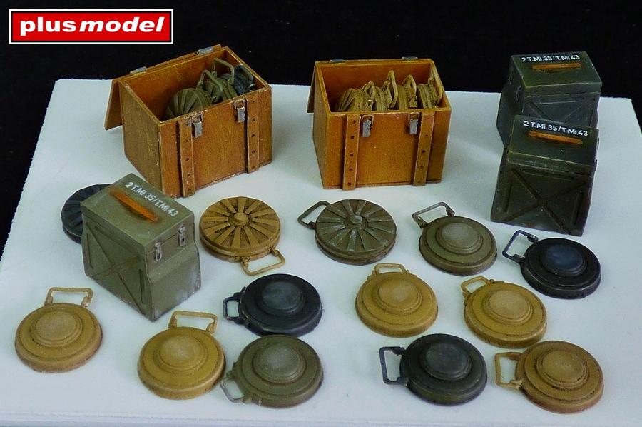 Protitankové miny II