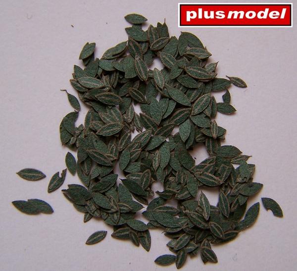 Zelené listí - třešeň