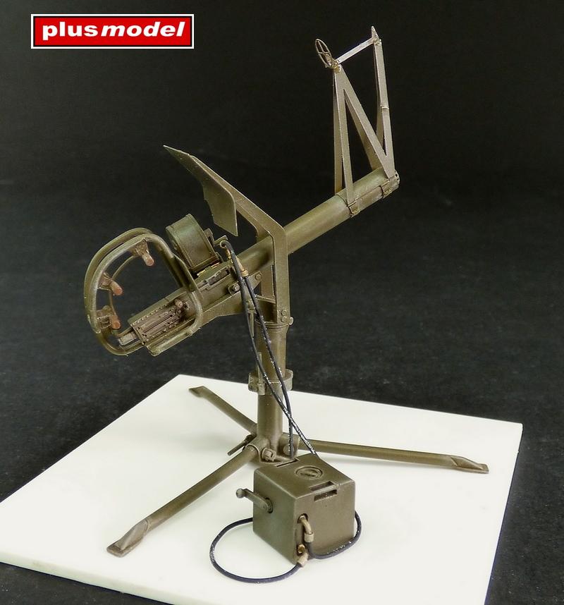 U.S. Těžký kulomet cal .50 protiletadlový