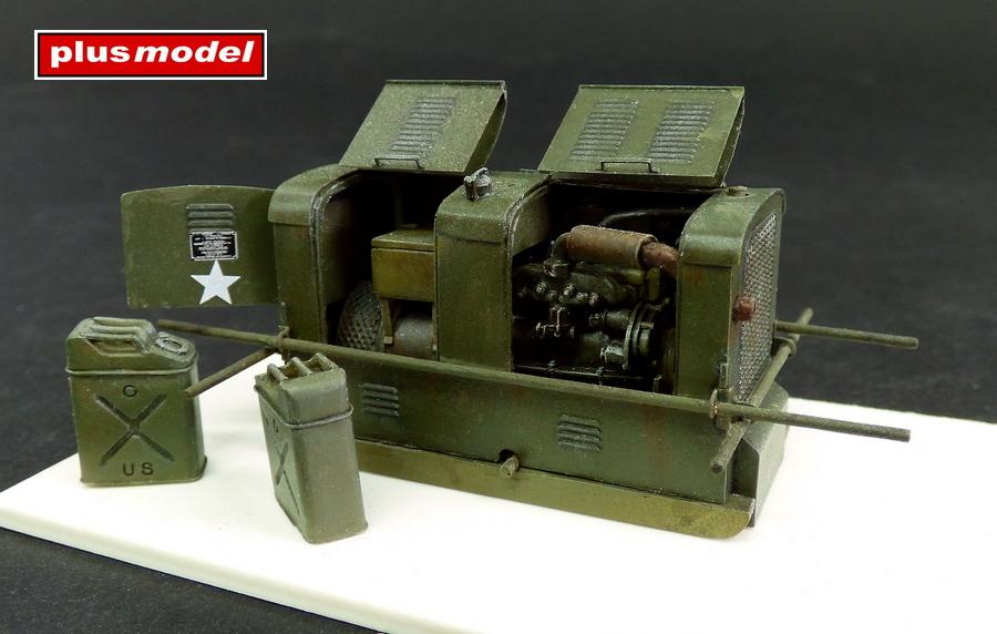 US generátor M5