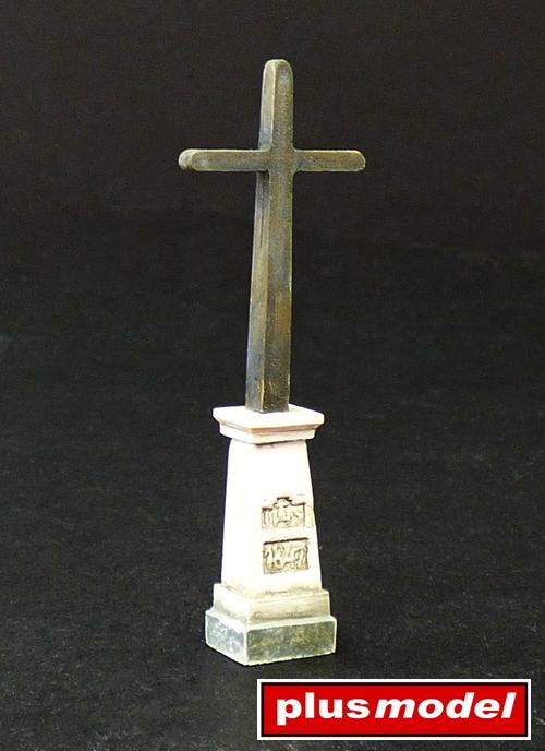 Podstavec s křížem
