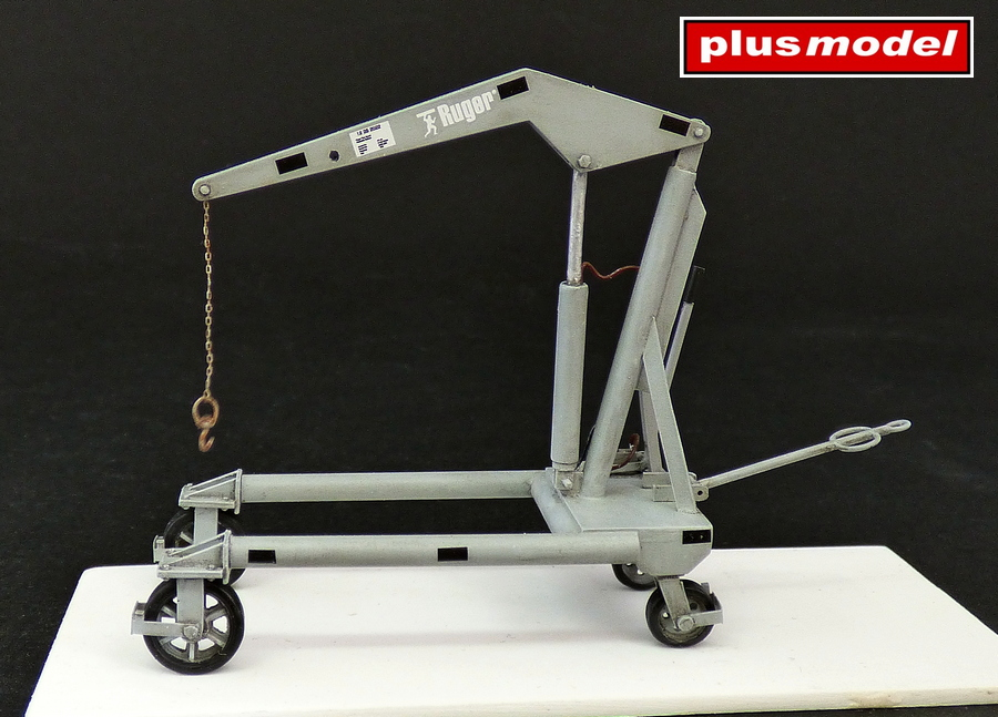 Jeřáb Ruger H-3D