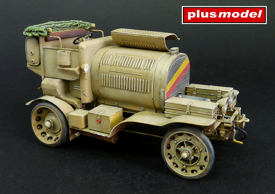 Artilleriegeneratorwagen M-16