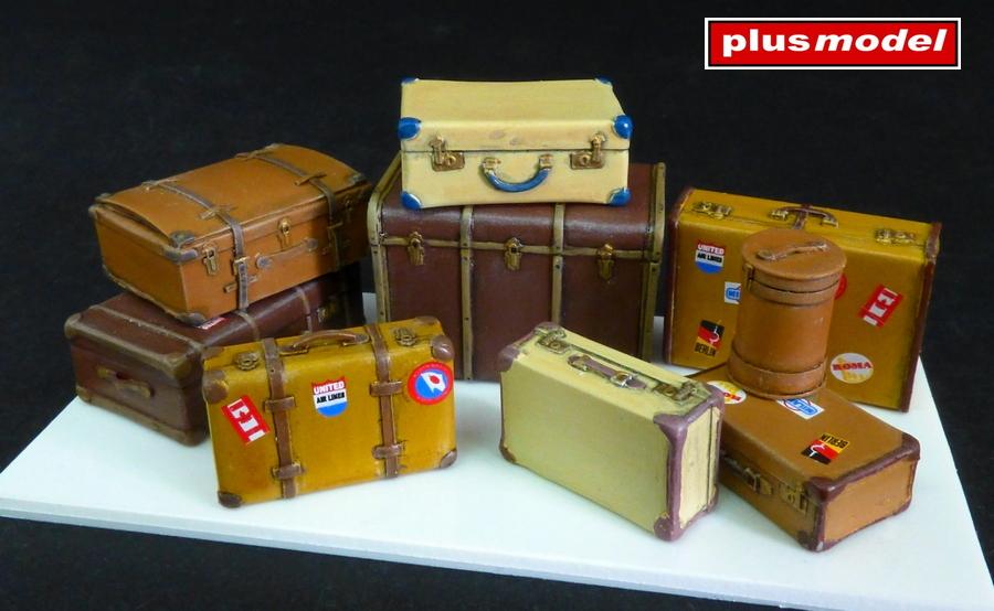 Staré kufry