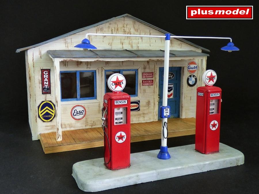 Benzínová pumpa