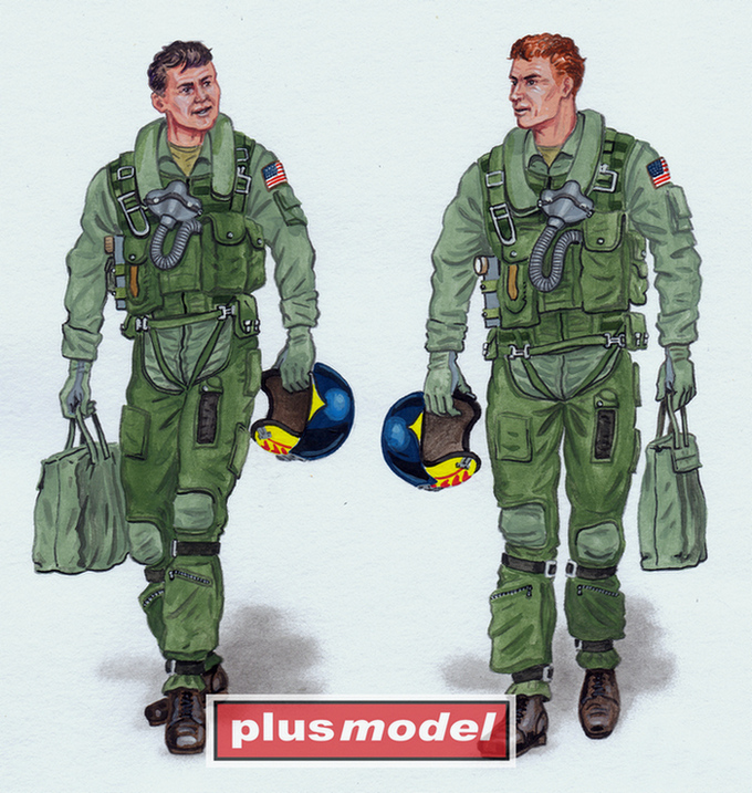 Posádka F-14 Tomcat