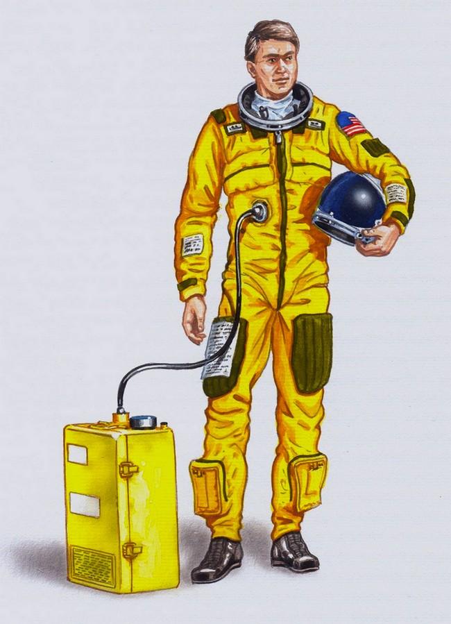 Pilot U-2