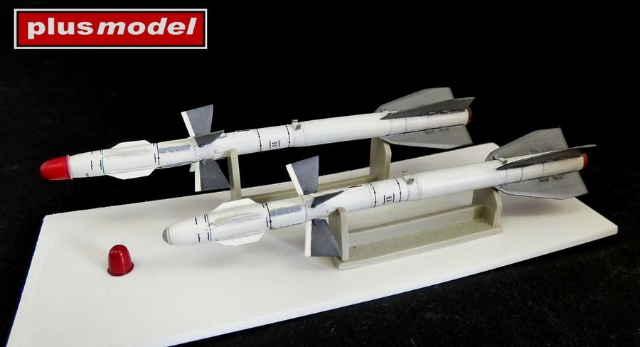 Ruská raketa R-27ET AA Alamo D