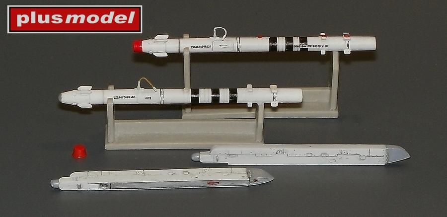 Ruská cvičná raketa UZR-73