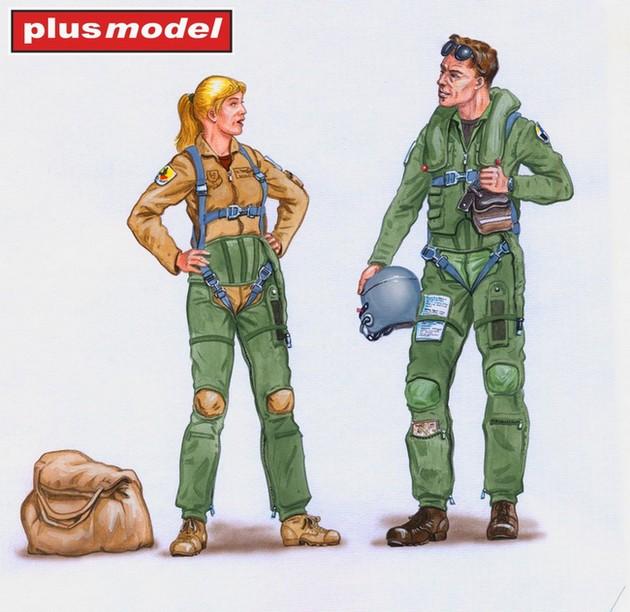 Posádka F-15