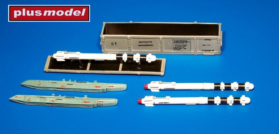 Ruská cvičná raketa UZR-60