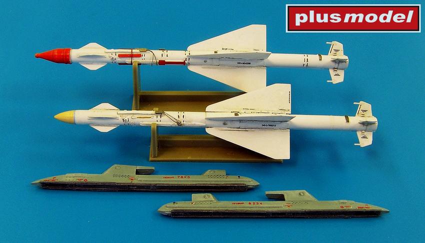 Ruská raketa R-23 R Apex