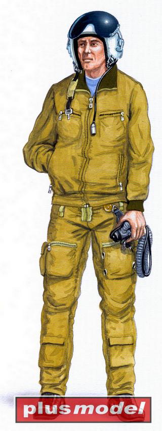 Pilot Migu-29