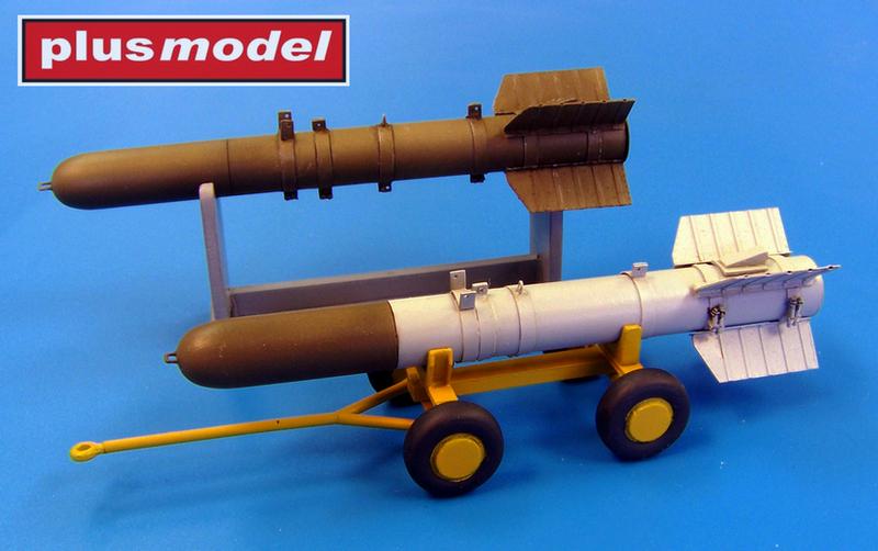 Raketa Tiny Tim - krátká