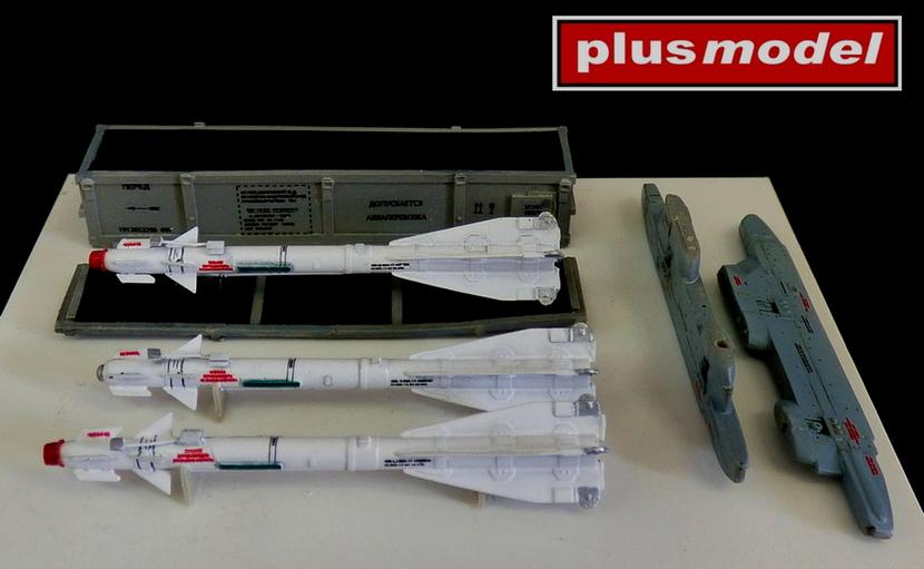 Raketa R-60 pro Mig -29