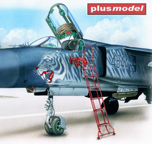 Žebřík pro MiG-23