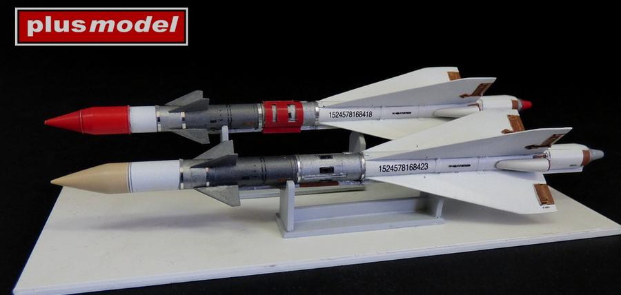 Ruská raketa R-40R AA-6 Acrid