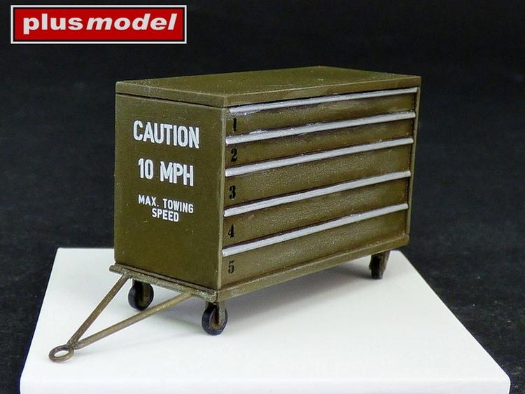 Letištní nářaďový box