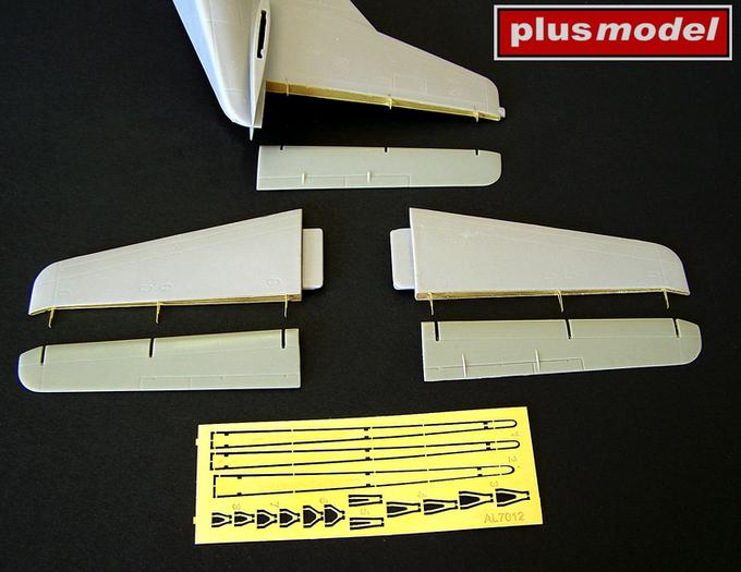 Ocasní plochy pro C-123 Provider