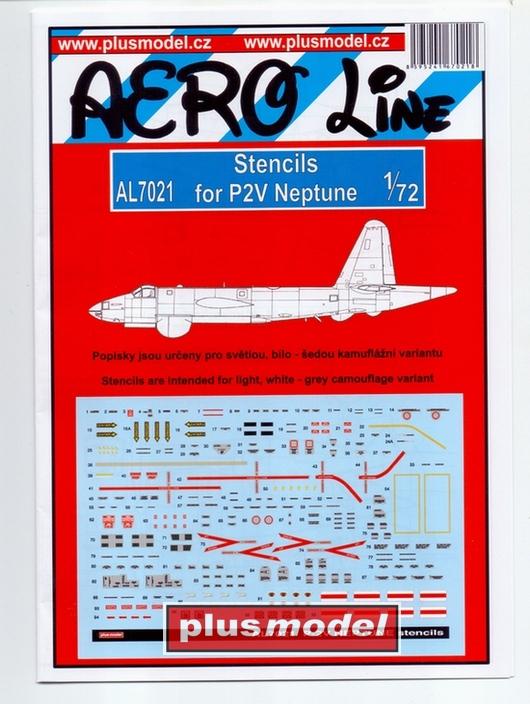 Popisky pro P2V Neptune