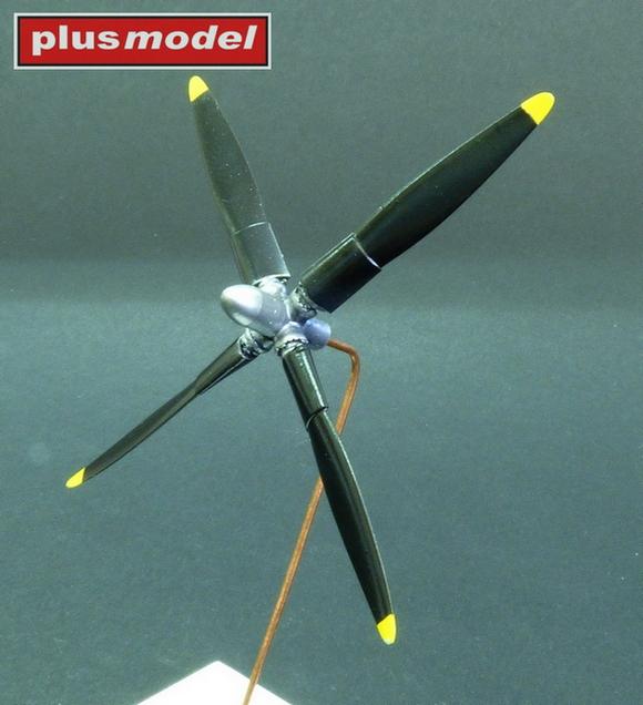 Vrtule pro C-46 Commando