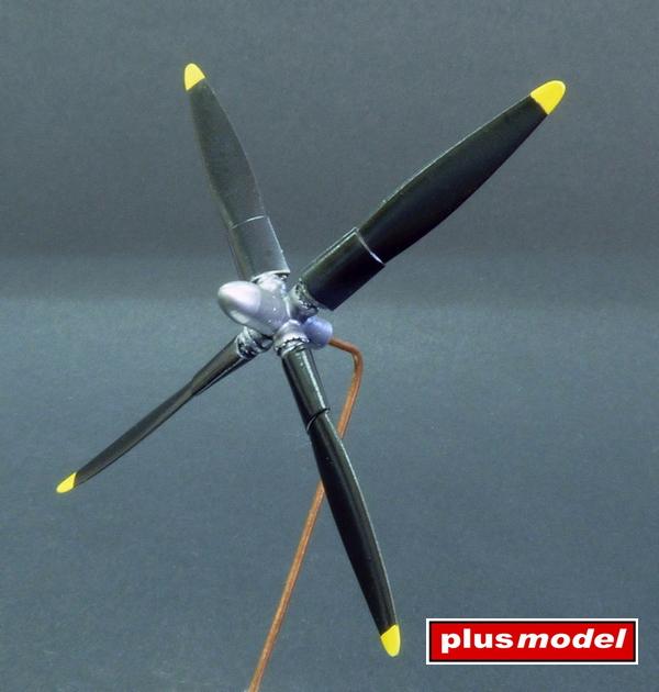 PBM 5 Mariner vrtule