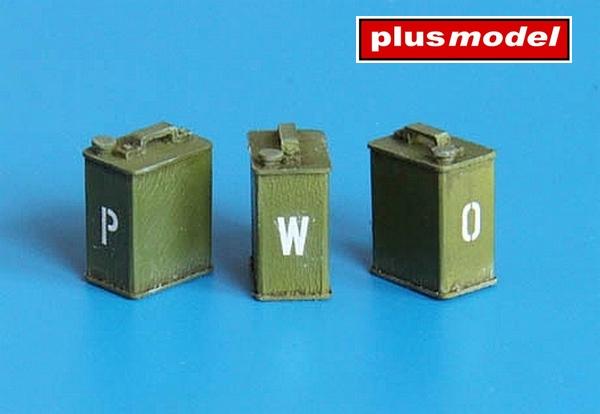 Britské plechovky WWII