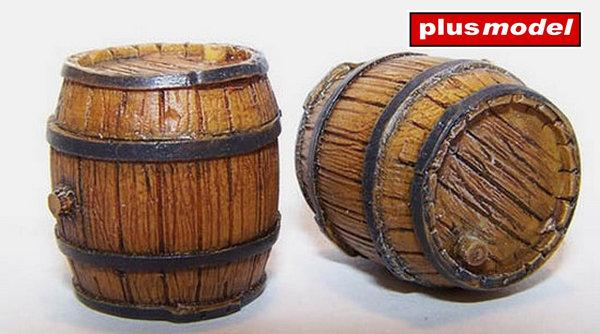 Dřevěný sud