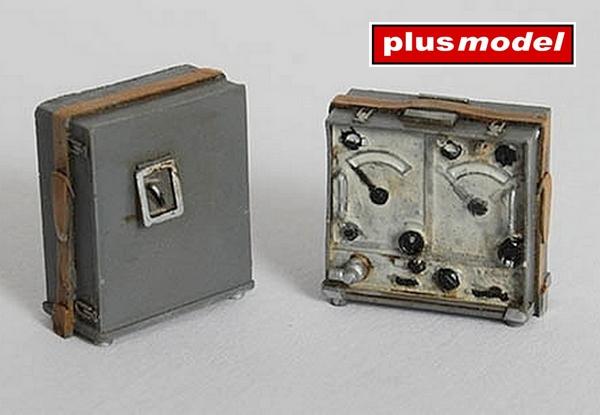 Německá vysílačka WWII typ Torn.Fu.b1