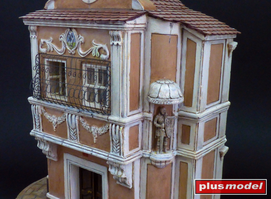 Měšťanský dům - průčelí-2