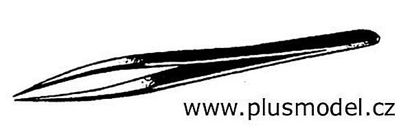 Pinzeta s kaleným hrotem-1