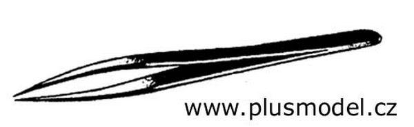 Pinzeta s prodlouženým hrotem-1