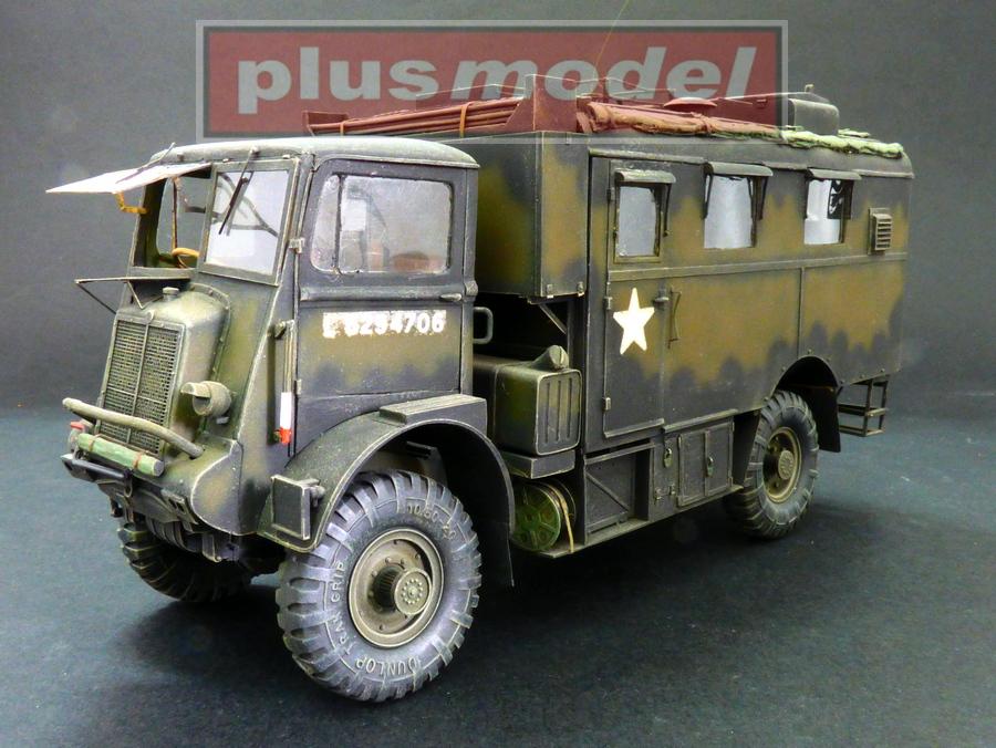 Bedford QLR - body No.3-3