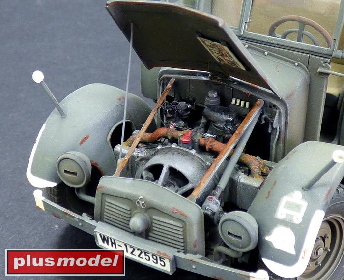 Krupp Protze-motorový set-1
