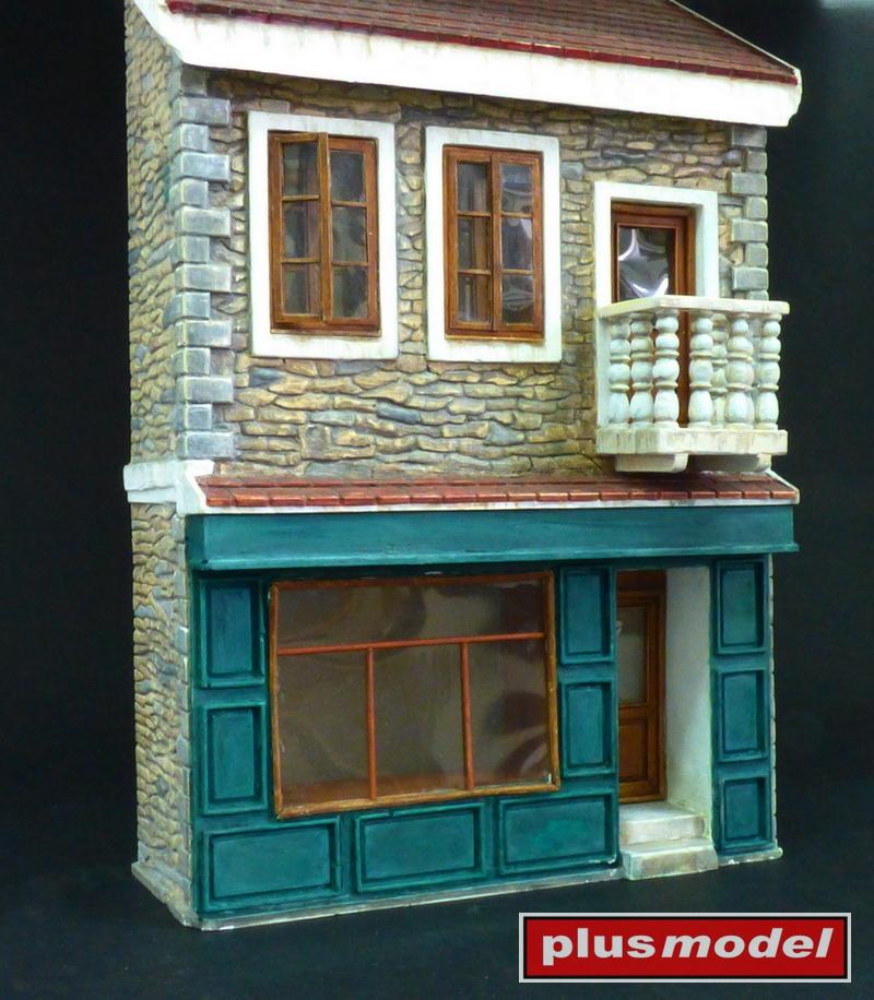 Dům s obchodem-2