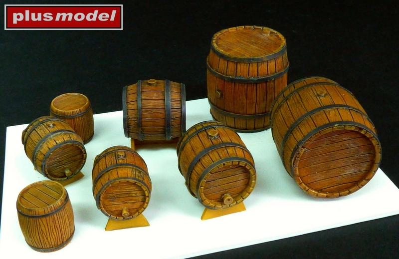 Dřevěné sudy-1
