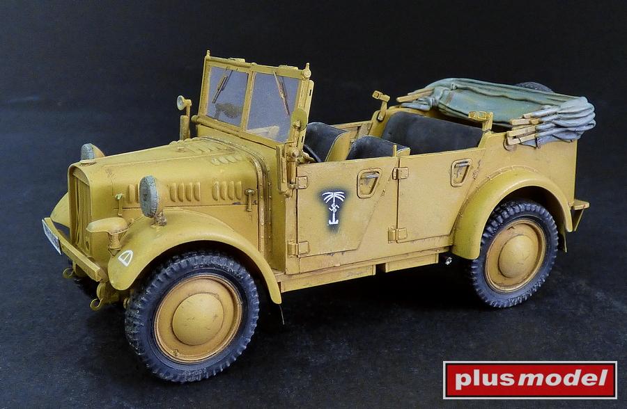 Německý lehký vůz Kfz.1-1